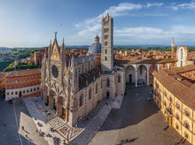 Aerial View Of The Cathedral O...