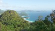 View over cost from Tea Factory Bon Vallon Seychelles
