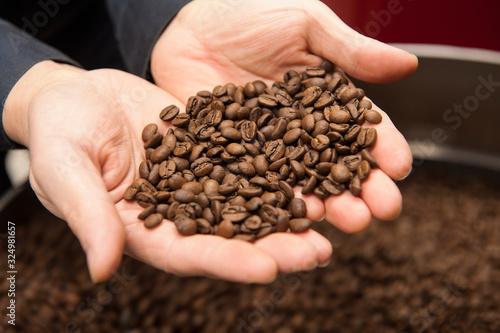Photo コーヒー豆