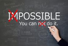 ビジネスイメージ―可能性