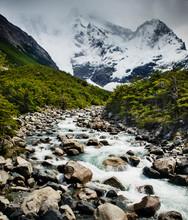 River Running Through Torres D...