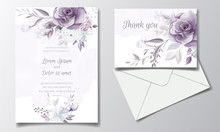 Elegant Wedding Invitation Car...