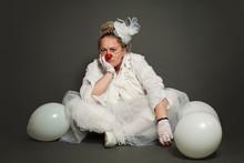 Performance Actress Woman Clow...