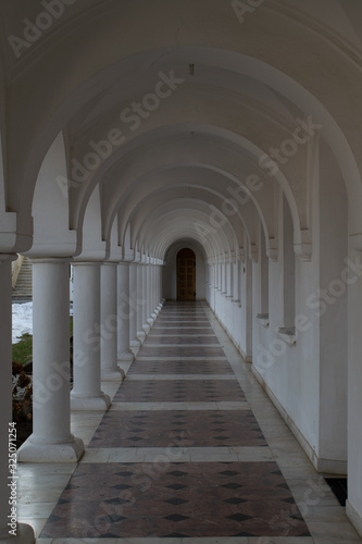 old church architecture