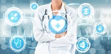 Medical Healthcare Concept - D...