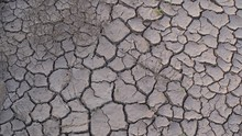 Soil Cracked Background, Land ...