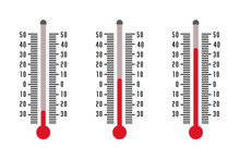 Thermometer Icon,  Temperature...