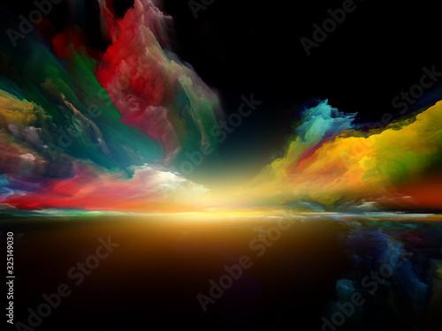 Fototapeta Colorful Dreamland