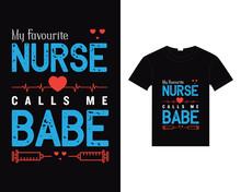 My Favourite Nurse Calls Me Ba...
