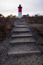 Nauset Lighthouse At Sunset - ...