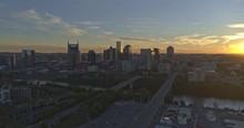 Nashville Tennessee Aerial V23...