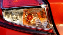Flashing Car Turn Signal Indic...