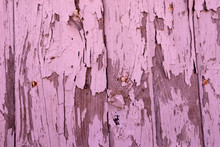 Peeling White Barn Paint Backg...