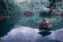 Landscape On The Lake, Philipp...