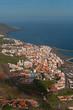 Vista de Santa Cruz de la Palma desde el mirador de la Concepción