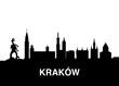 Kraków Cracow Poland Skyline Landscape