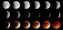 Blood Moon, Super Moon, Lunar Eclipse 9-27-2015 Long Island NY B