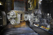 Multiple drill bits, milling cutters and other cutting tools prepared inside a transfer machining center