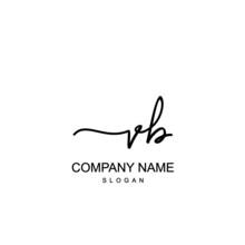 VB Initial Beauty Monogram Log...