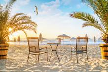 Coastal Landscape - View Of Th...