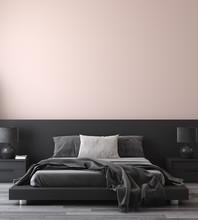 Minimalist Modern Bedroom Inte...