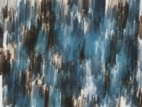 Colorful abstract pattern. The brush stroke graphic abstract. Art nice Color splashes. Background texture wall and have copy space for text.