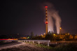 Chemical Industry at night