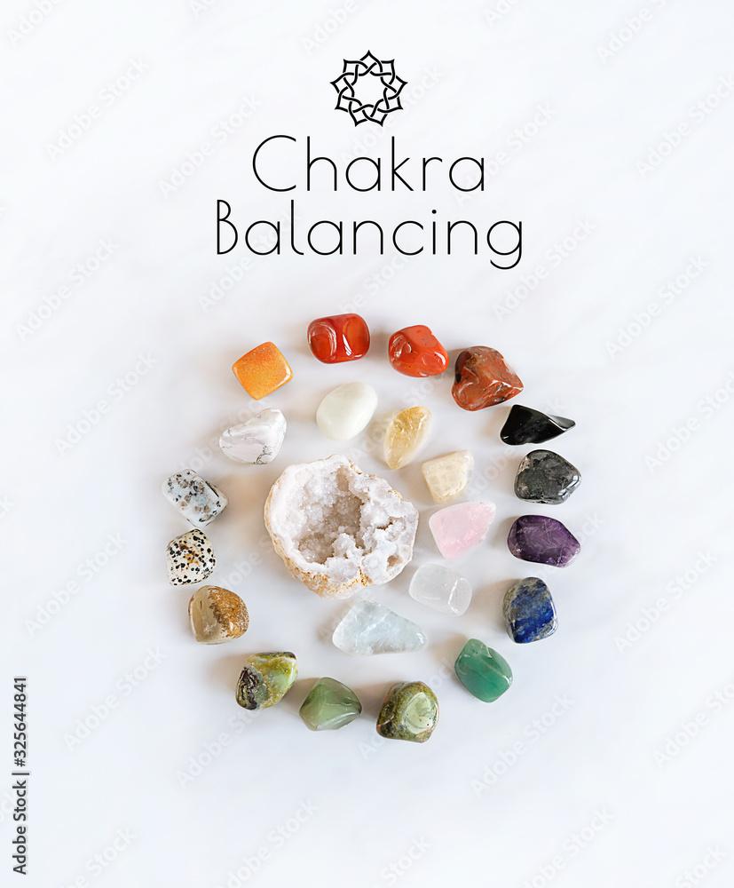 Fotografia Chakra Balancing