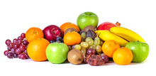 Assortment Or Tropical Fruits ...