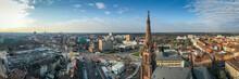 Panorama Luftbildaufnahme Am 0...