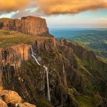 Tugela Falls - Drakensberg Mountains, South Africa.