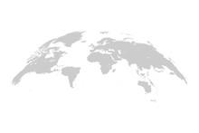 World Map. 3D Globe World Map....