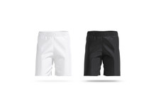 Blank Black And White Soccer S...
