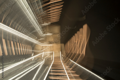 Fotomural abstract background