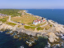 Beavertail Lighthouse In Beave...
