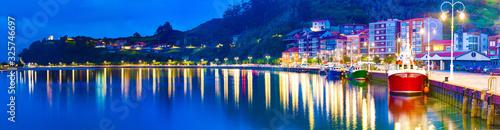 Photo Fishing village of Asturias,Spain