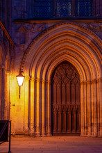 York Minster At Night.