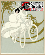 Columbia Bicycles. Pope Manufa...