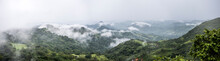 A Panorama Of The Costa Rica R...