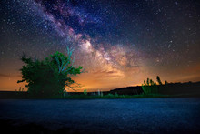 The Road Under The Milky Way