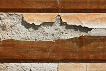 Cracked Dilapidated Broken Str...