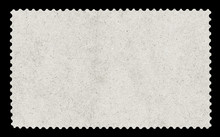 Blank Postage Stamp - Isolated...
