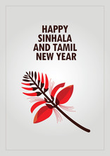 Sinhala And Tamil New Year Des...
