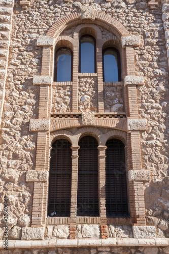 Fotografia, Obraz Historic center of the city of Teruel