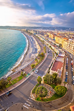 City Of Nice Promenade Des Ang...