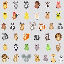 Big Collection Set Of Cute Far...