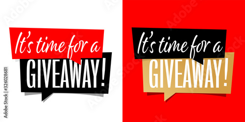 Fotografie, Tablou It's time for a giveaway !