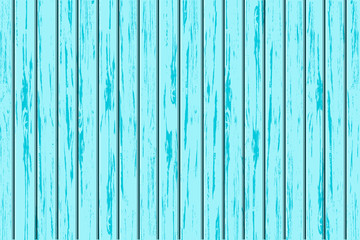 Wood texture template. Blue background. Vector illustration