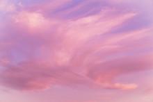 Dramatic Soft Sunrise, Sunset ...