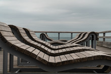 Special Loungers On A Bridge N...